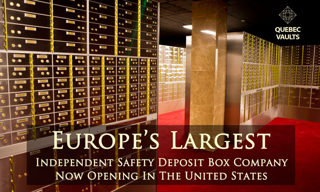 Safety Deposit Boxes Quebec